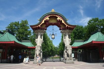 Great King Friedrich Wilhelm IV donated the first animals for the Zoologischer Garten Berlin in