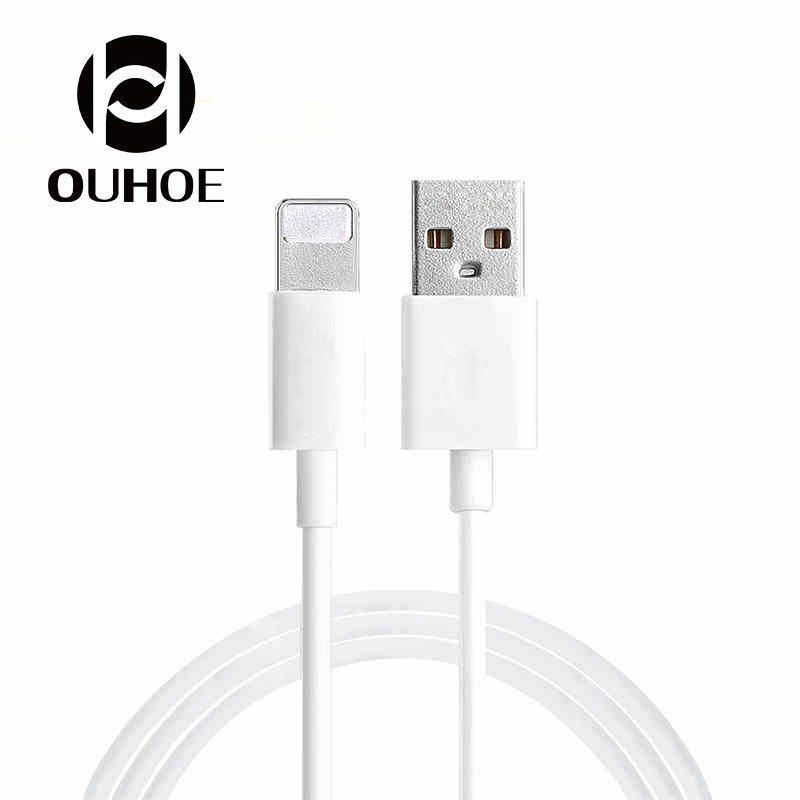 Lade usb-kabel daten trasmit kabel draht für iphone 7 5 s 6 plus ...