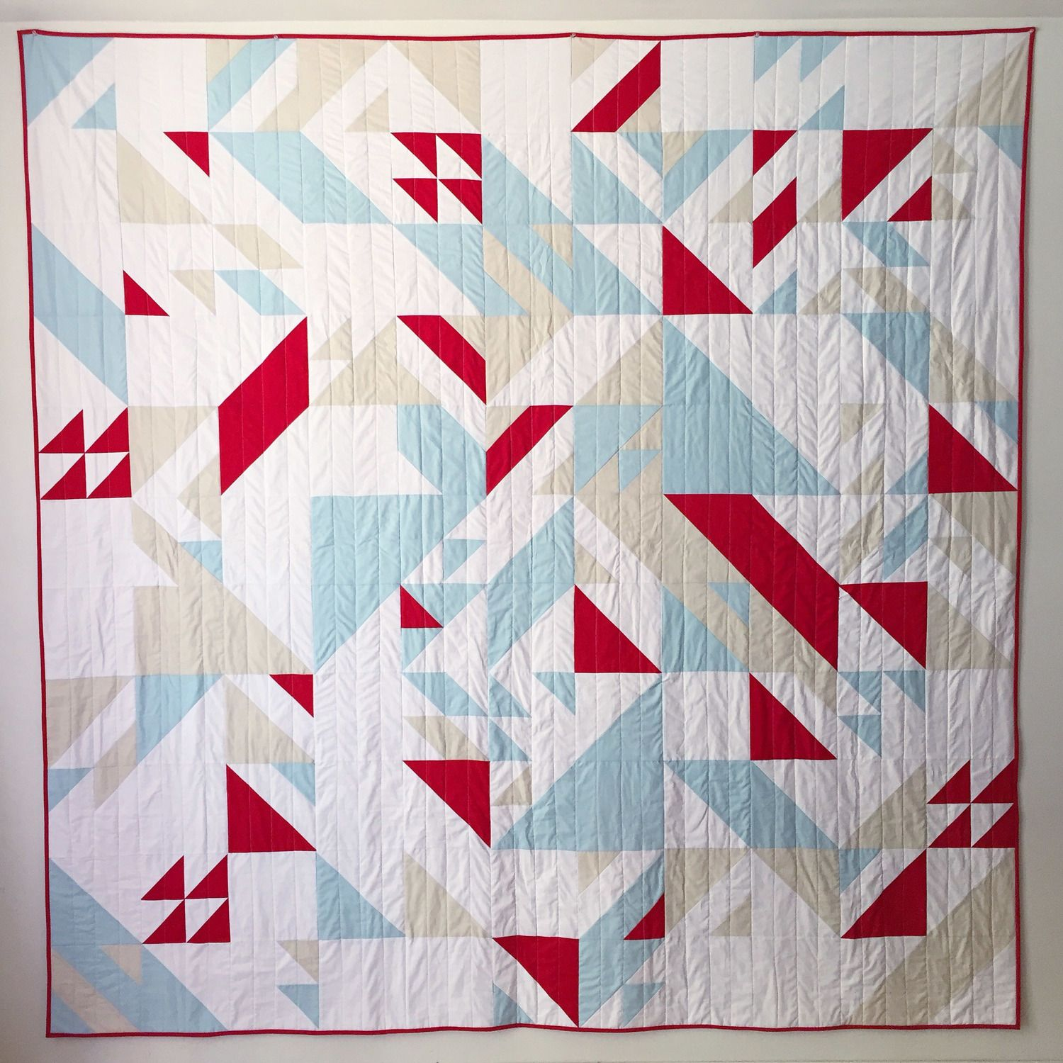 diy chenille queen compleated faux size is sized quilt tutorial making img things awesome