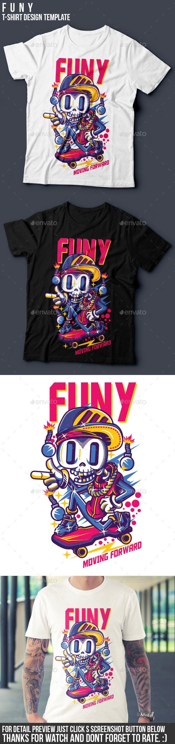 Shirt design resolution - Funy T Shirt Design Illustration Vector Eps Ai Download Here Http
