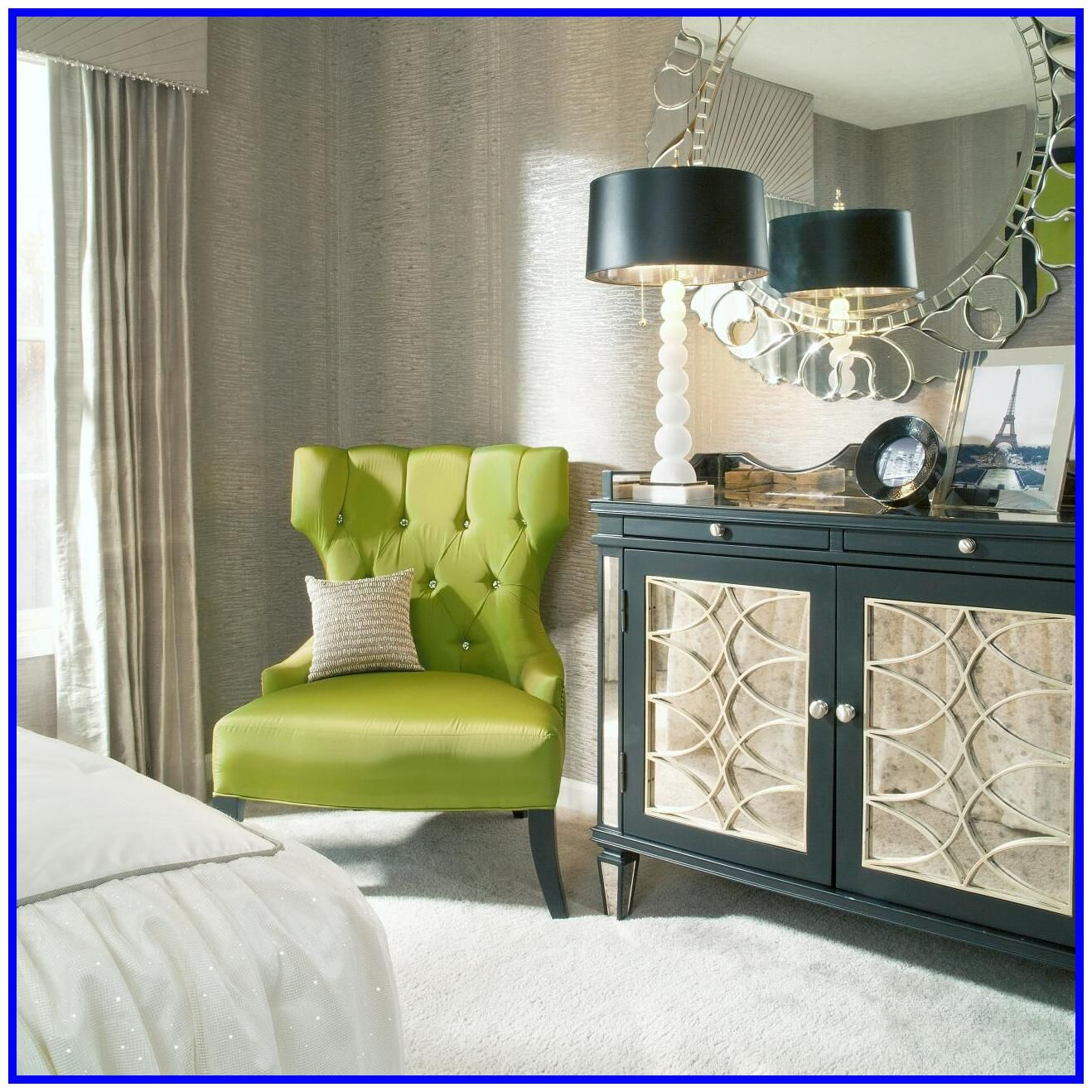 4 reference of chair Green room in 4  Home decor, Green