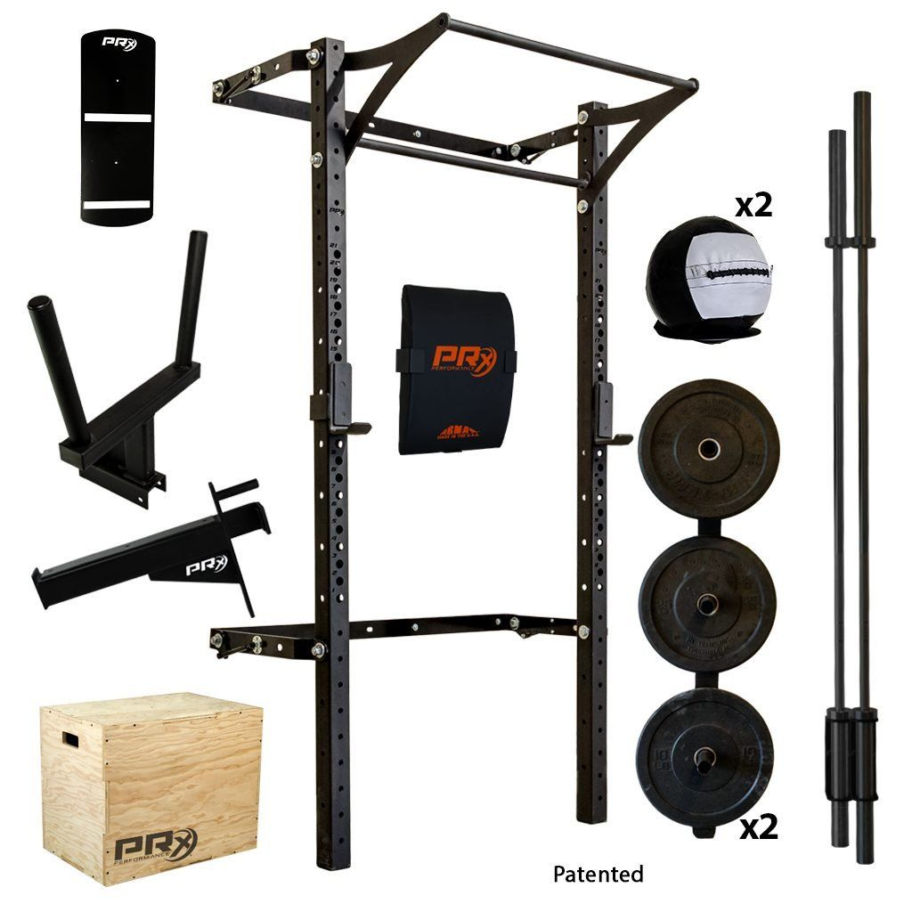 SWOLE Mates: His & Hers Profile® PRO Package - Complete Home Gym ...
