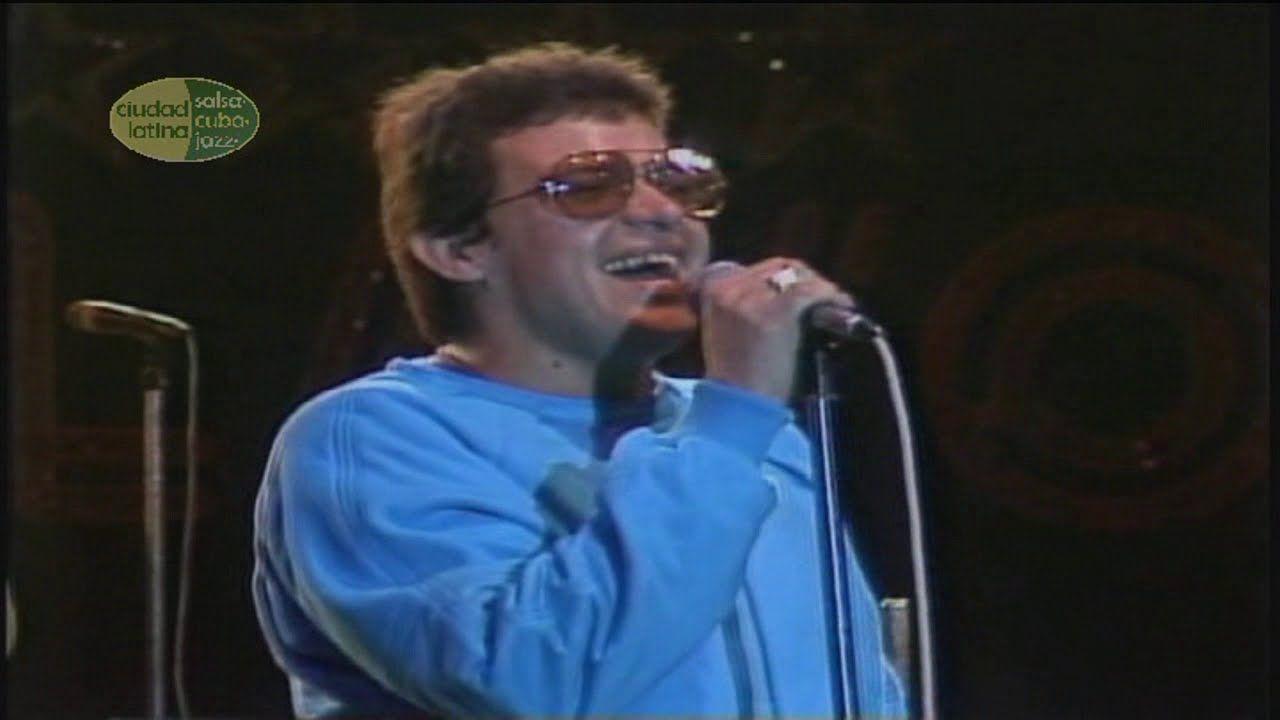 Héctor Lavoe - Concierto del 4to día en la Feria del Hogar. Perú (1986)