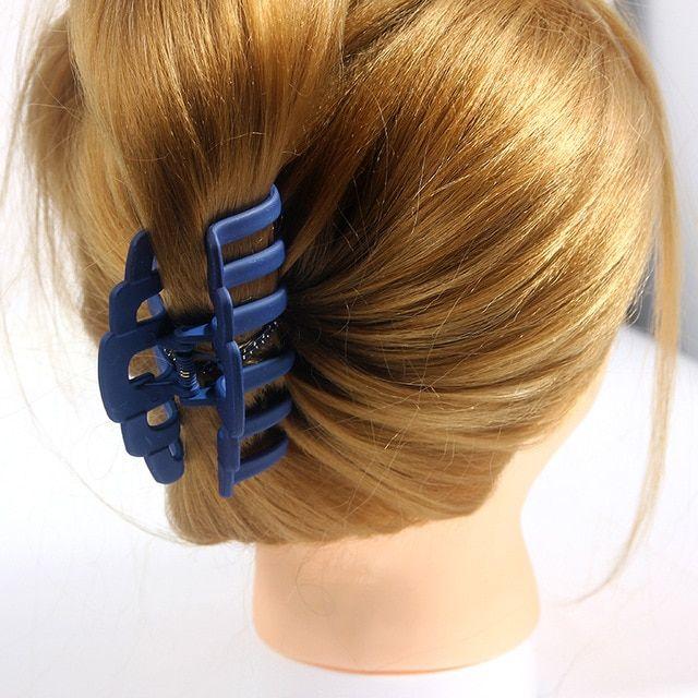 New Fashion Women Hair Claws Hair Crab Clamp Hairgrip ...