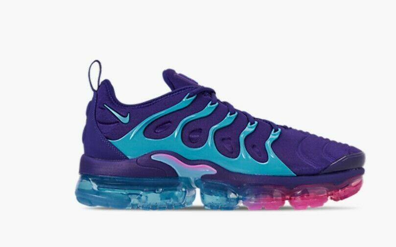 Nike Air Vapormax Plus Regency Purple Light Blue Fury Wonders Of The City Hornet Shoes Kicks Solecollector Black Nike Shoes Nike Shoes Women Mens Nike Air