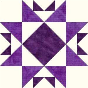 Crown Of Thorns Quilt Block Patterns Barn Quilt Designs