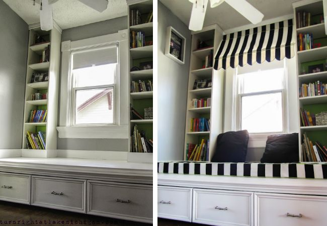 Create A Comfortable Reading Nook With These 10 Seating Ideas: Reading Nook, Nook, DIY