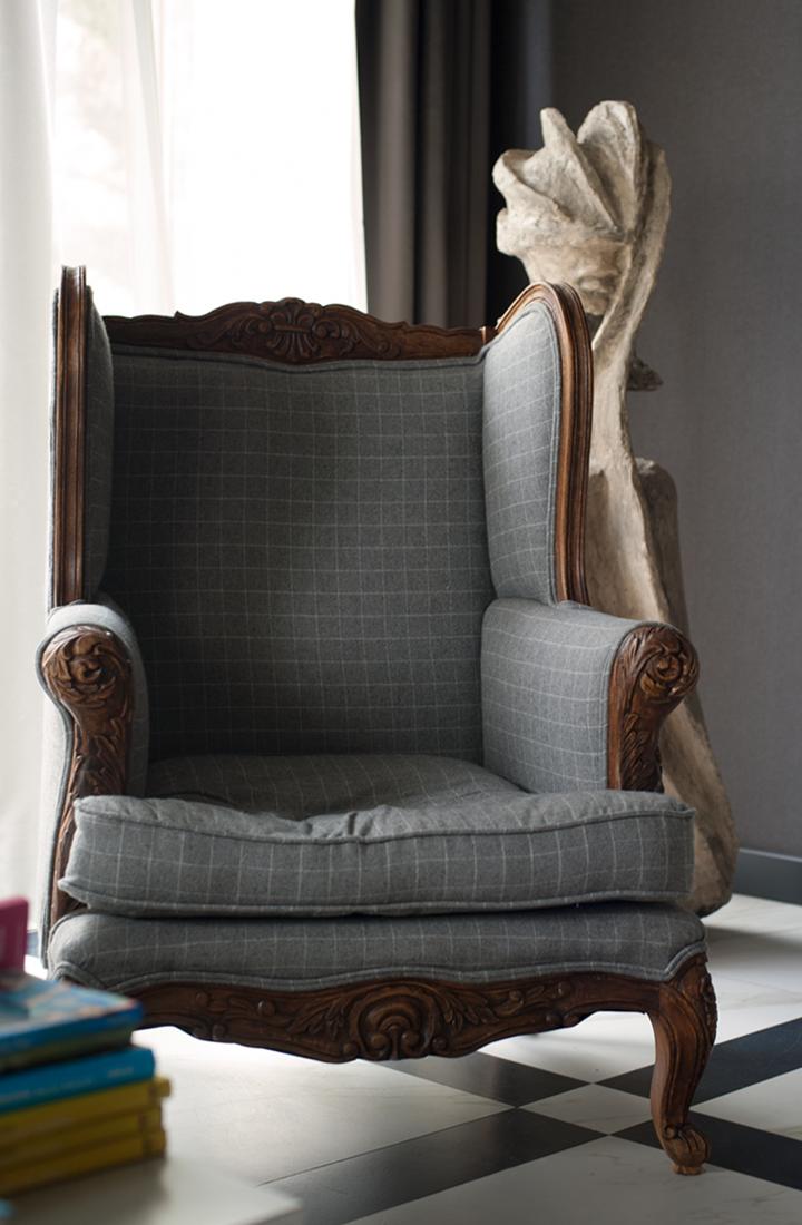 ce fauteuil juste pour lire au coin du feu - Fauteuil Pour Lire