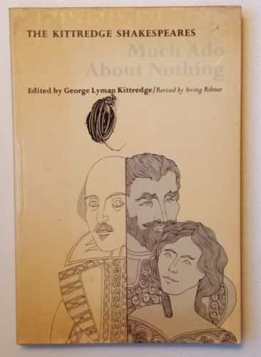 1967-Book-Shakespears-Much-Ado-About-Nothing-Acceptable
