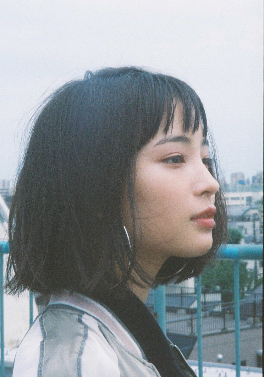 Suzu Hirose Tumblr Shot Hair Styles Short Hair Styles Japanese Short Hair