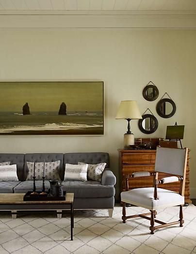 S.R. Gambrel - lounge colour