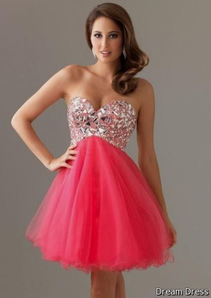 Awesome Prom Dresses Short Hot Pink 2017 2018 Check More At Http