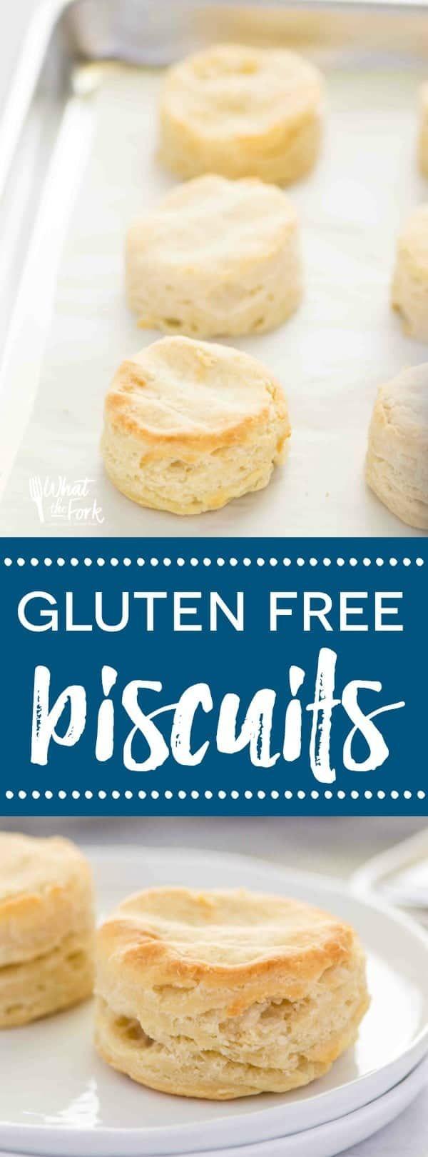 Gluten Free Biscuits #glutenfreebreakfasts