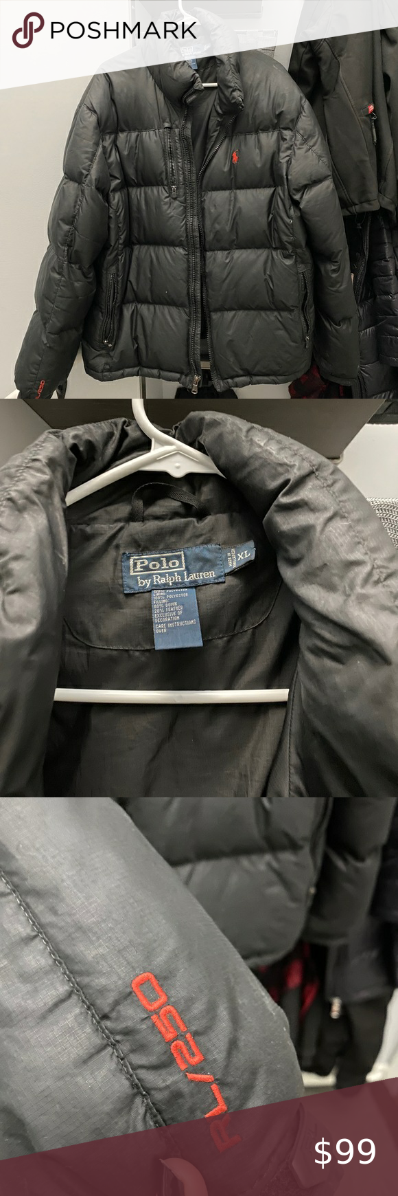 Men S Polo Black Puff Jacket Jackets Winter Jackets Ralph Lauren Jackets [ 1740 x 580 Pixel ]