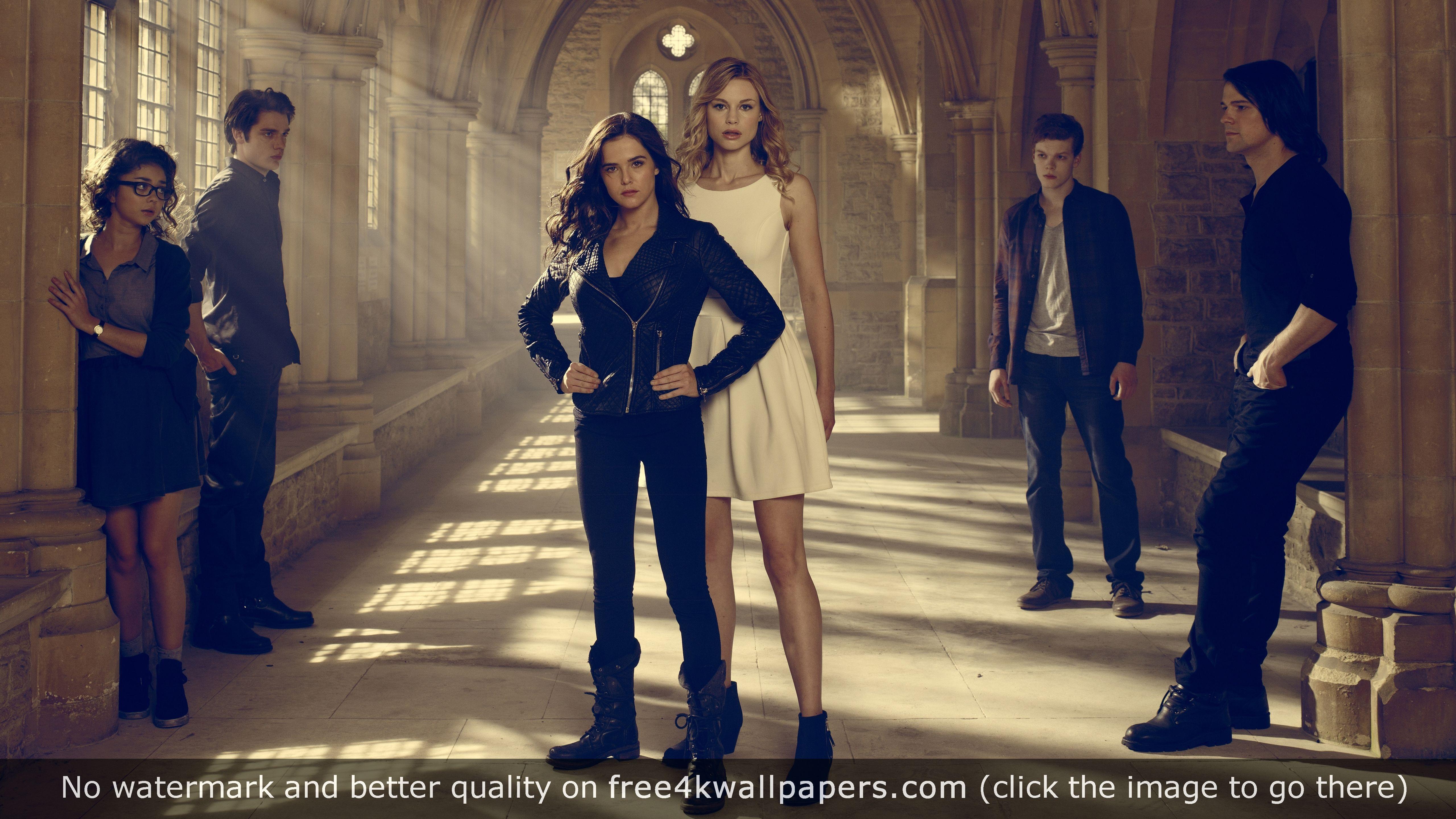 Vampire Academy Tv Series 5k 4k Wallpaper Desktop Wallpapers