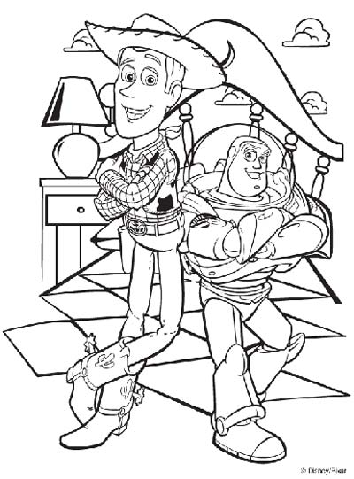 33++ Buzz lightyear toy story 4 coloring pages ideas
