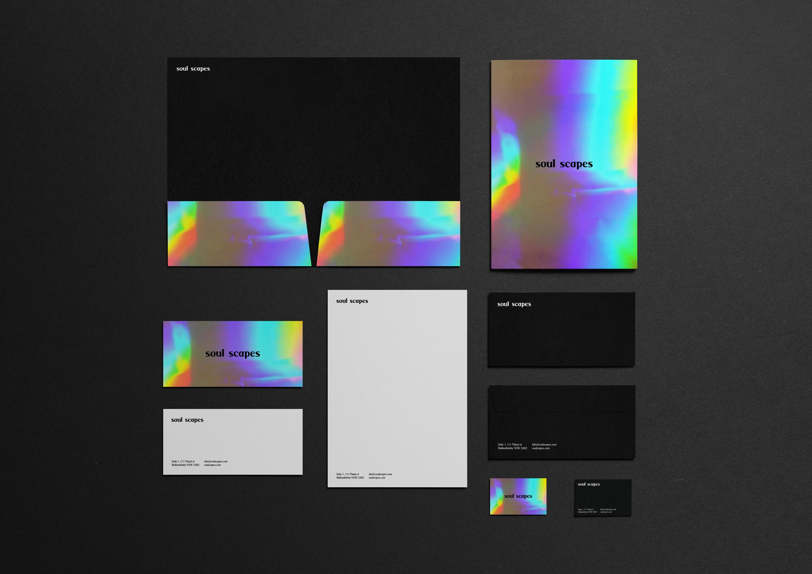 Soul Scapes Branding On Behance