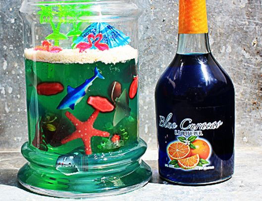 It S Shark Season Get In The Swim With Our Easy Cocktail Recipes Total Wine Festive Cocktails Cocktail Recipes Easy