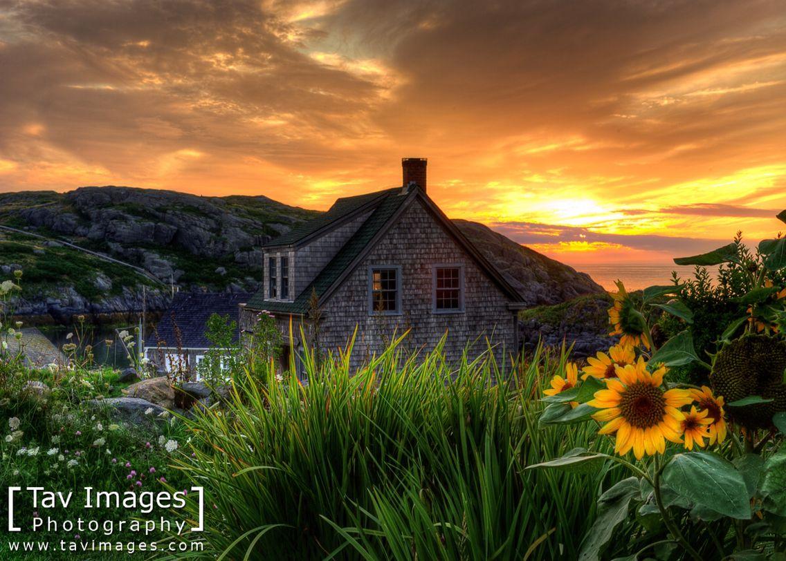 Monhegan Island, Maine - www.tavimages.com