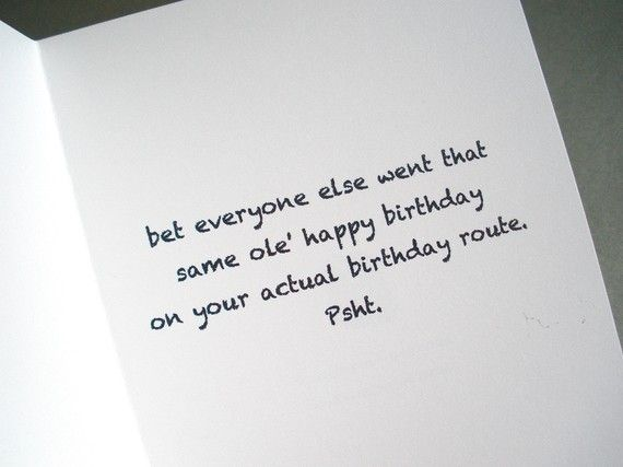 Pin By Emily Mustard On Haha Belated Birthday Card Belated Birthday Birthday Cards