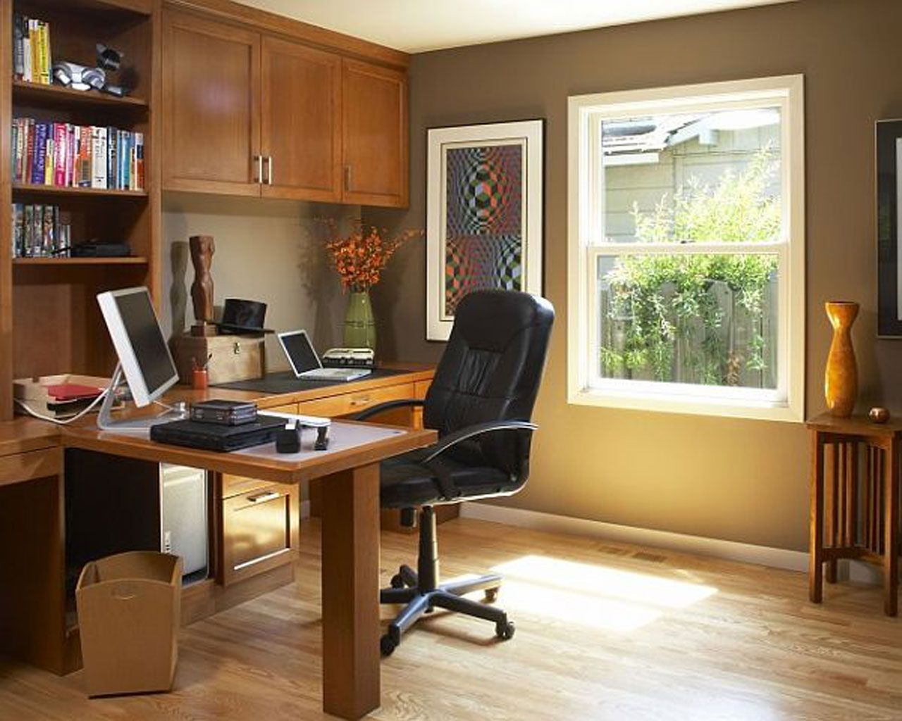 home office images efficient office furniture for home workspace 10 study or library. Black Bedroom Furniture Sets. Home Design Ideas
