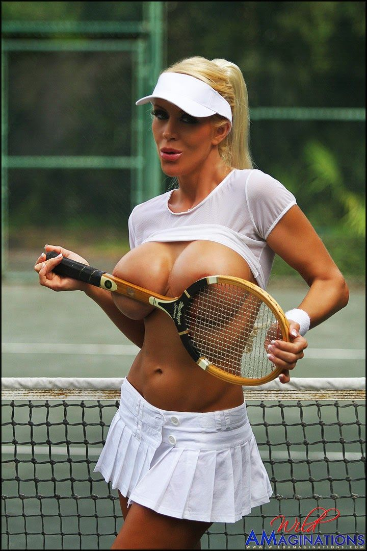 Famous girl tennis players nude