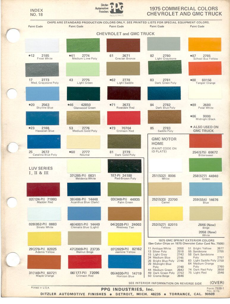 Pin by ryan fenters on old chevy truck ads pinterest car paint colors truck interior shop truck car restoration truck parts chevy trucks color charts cody james paint charts geenschuldenfo Image collections