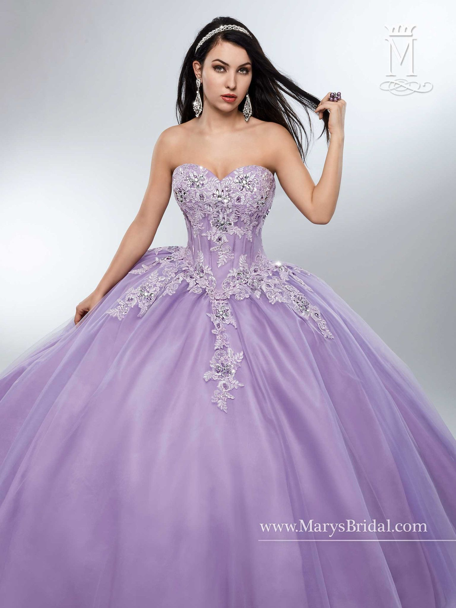 df2f0175d47 Mary s Bridal Beloving Collection Quinceanera Dress Style 4691 ...