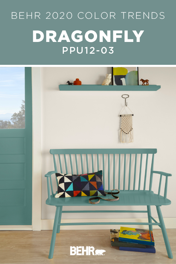 2020 Paint Color Trends.Part Of The Behr 2020 Color Trends Palette Behr Paint In