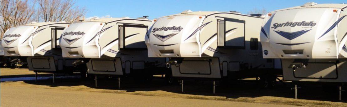 Springdale Fifth Wheels at Bob Scott RVs in Grand Junction