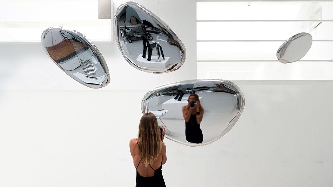 Tafla O Zieta Art And Technology Luxury Mirror Art Case