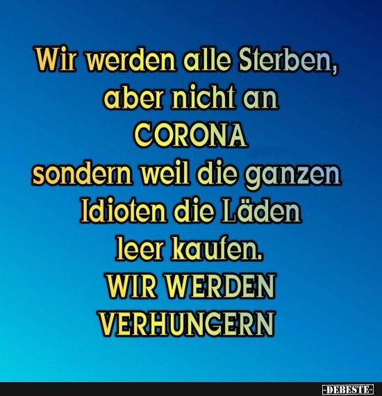 Pin Auf Corona