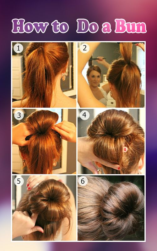 How To Do Bun Without Donut Hair Styles Beautiful Hair Long Hair Styles