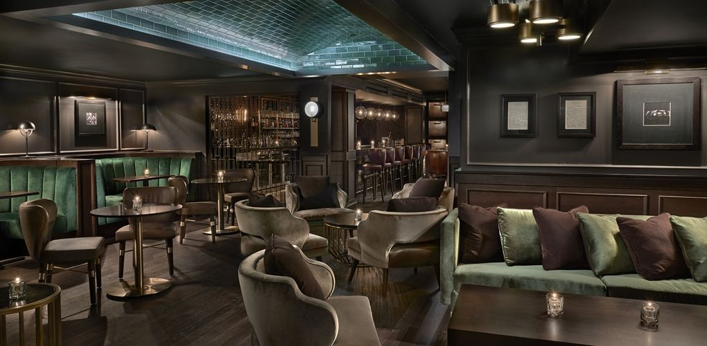 Hotel Phillips Kansas City Curio Collection By Hilton Mo P S Speakeasy