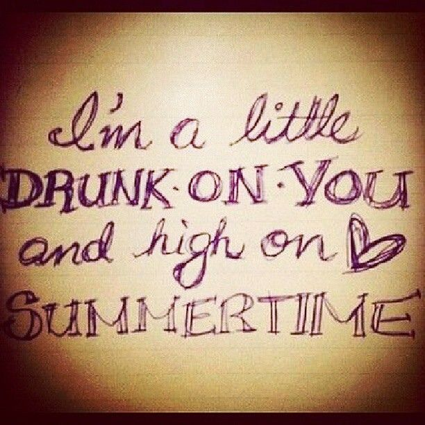 Pinquotes Song Lyrics Country Drunkonyou Summer Me Repost