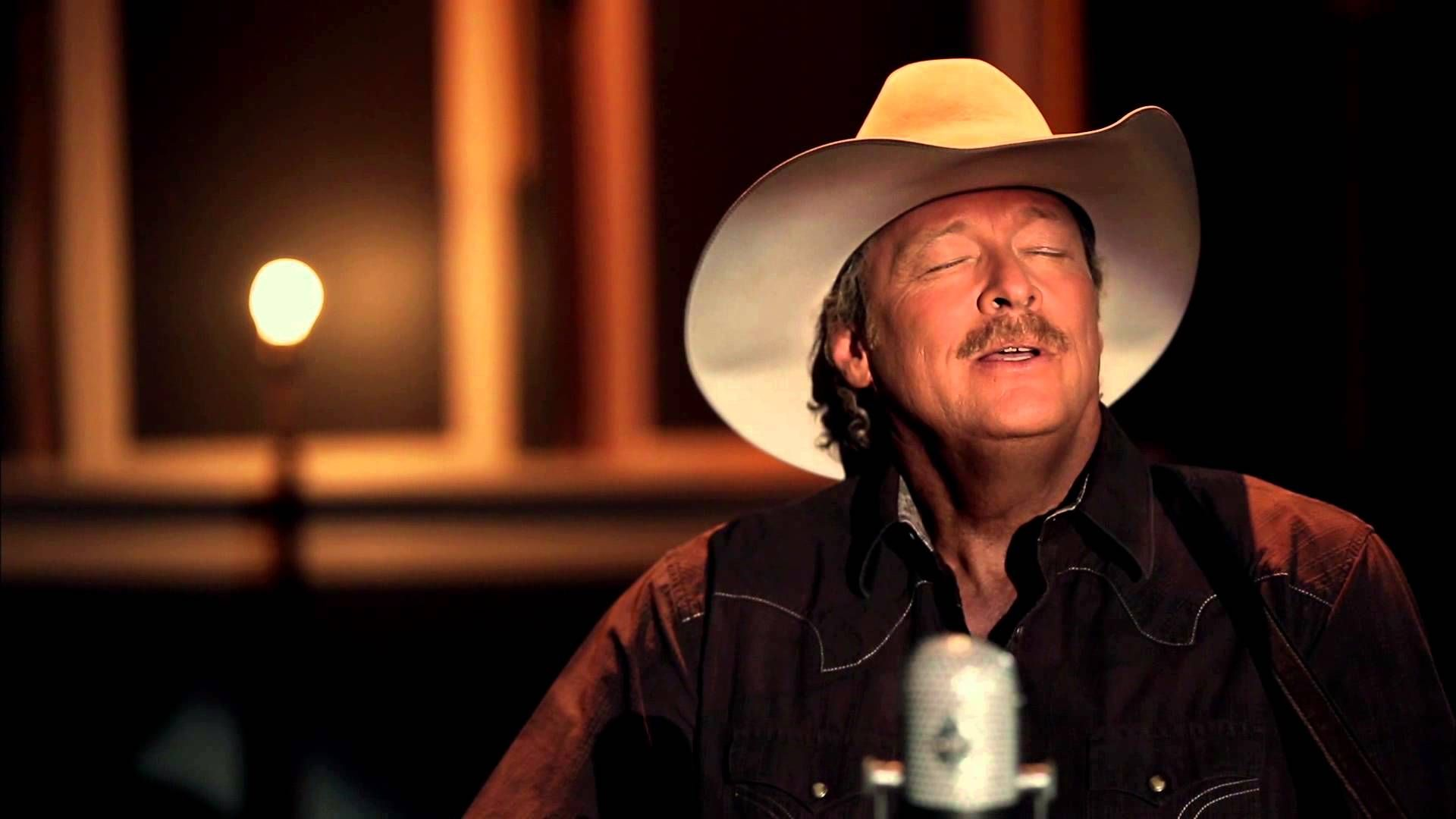 Alan Jackson Amazing Grace I Once Was Lost But Now I M Found