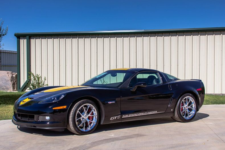 2009 Chevrolet Corvette Z06 3lz Gt1 For Sale Chevrolet Corvette
