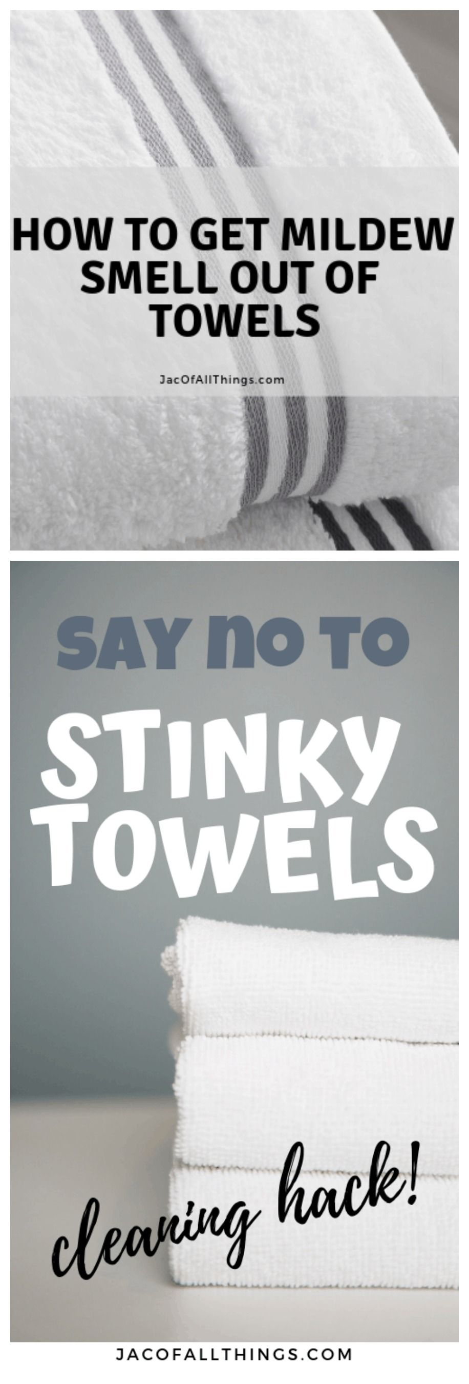 How to Get Mildew Smell Out of Towels Mildew smell