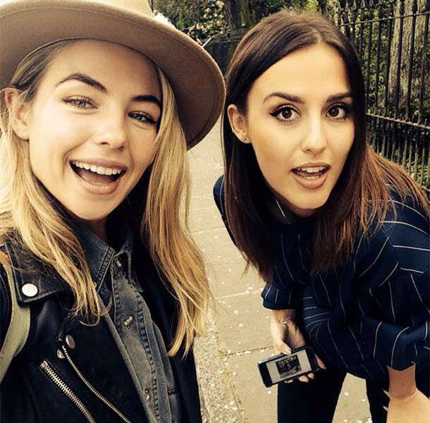 Jess Woodley & Lucy Watson // ♔ Made In Chelsea