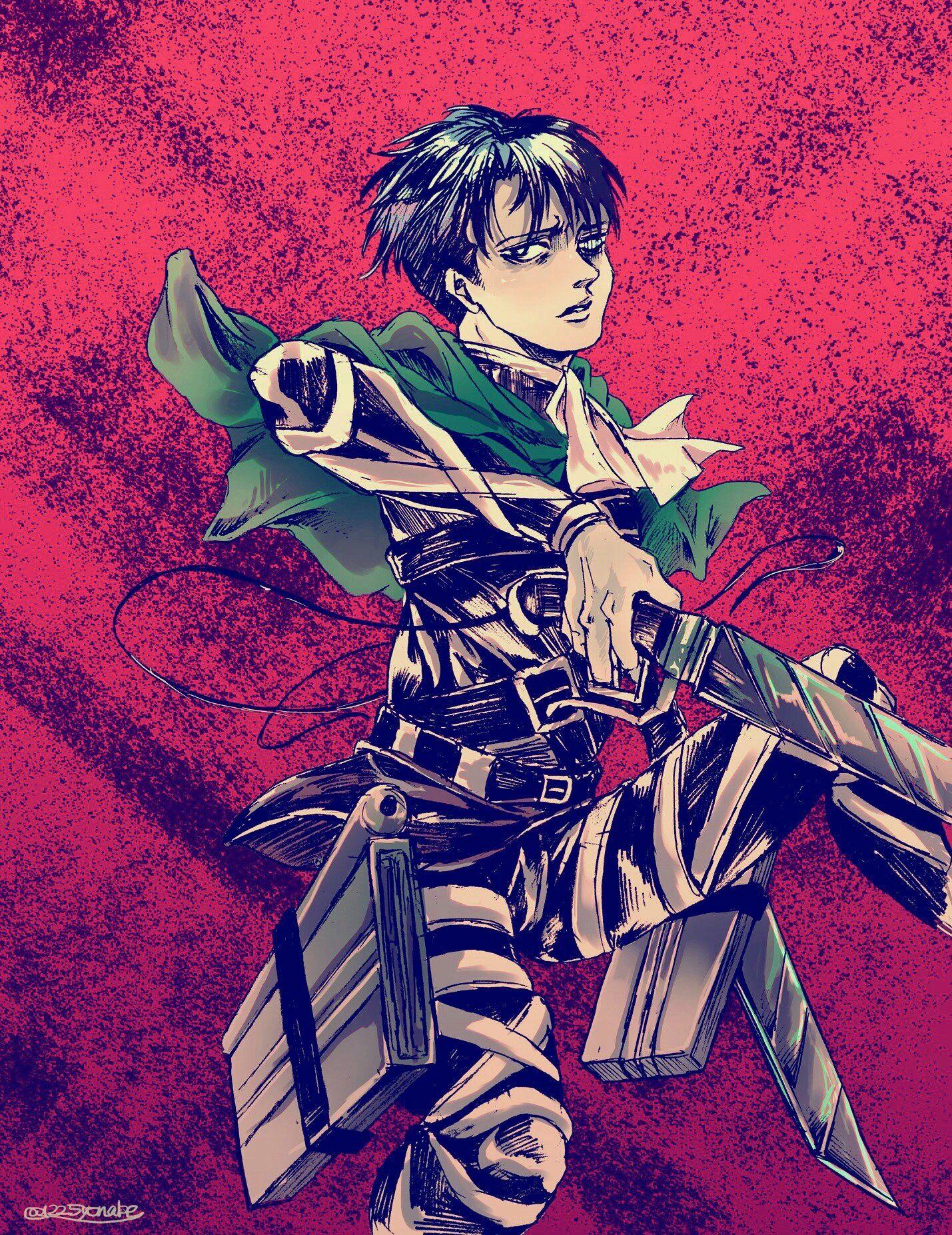 Levi Ackerman | attack on titan | | Hottest anime ...