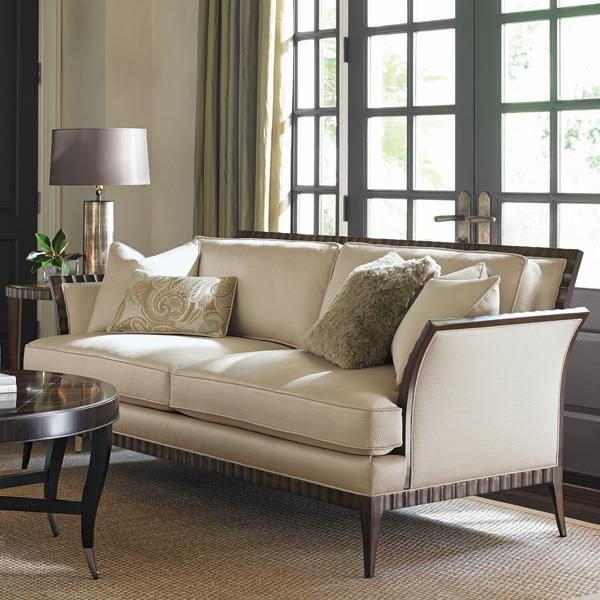 Classical Details Add Everyday Panache To This Stylish Sofa