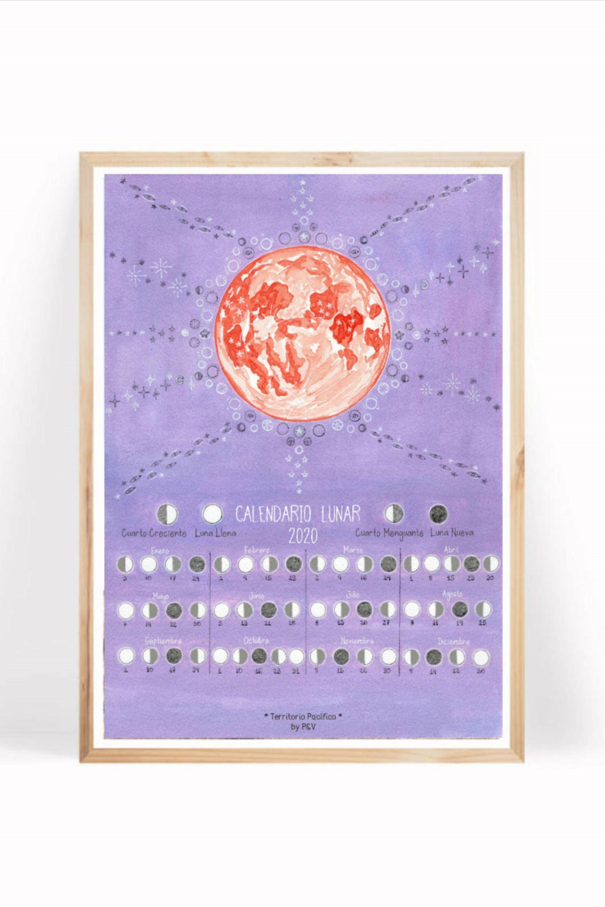 lunas de agosto 2020