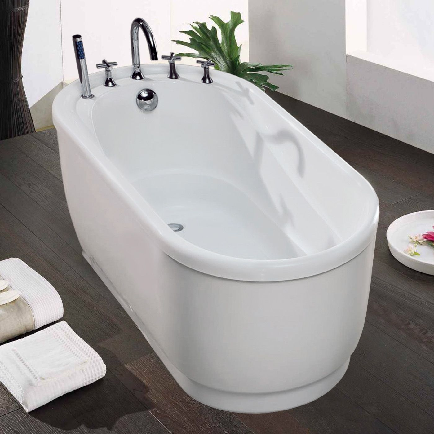 bathtub care never use abrasives to clean fiberglass and acrylic