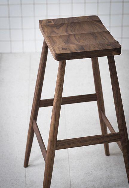tabouret de bar imo en ch ne chez pinch uk tendances si ges en bois pinterest si ge. Black Bedroom Furniture Sets. Home Design Ideas