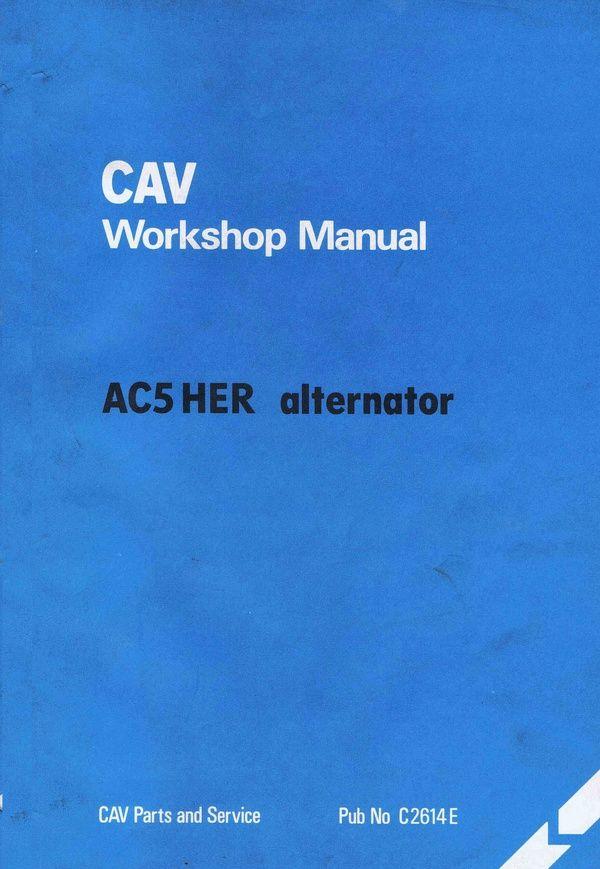 Pin by Steve Richardson on Manuals | Alternator, Manual, WorkshopPinterest