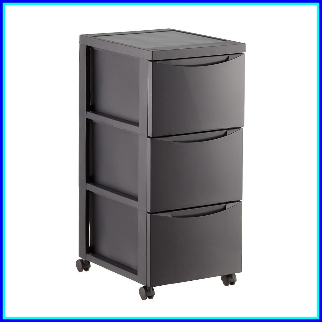 100 Reference Of 3 Drawer Plastic Cart With Wheels In 2020 Plastic Storage Drawers Plastic Container Storage Storage Drawers