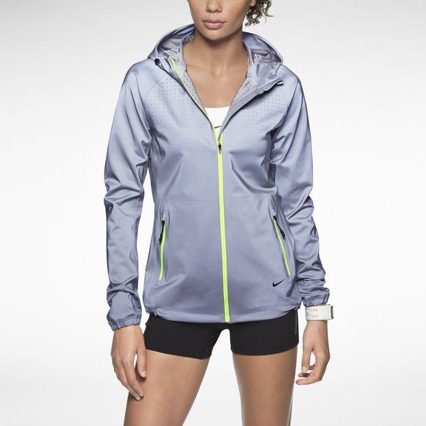 nuovo concetto prezzo abbordabile vendita economica Giacca da running Nike Allover Flash - Donna | I ...