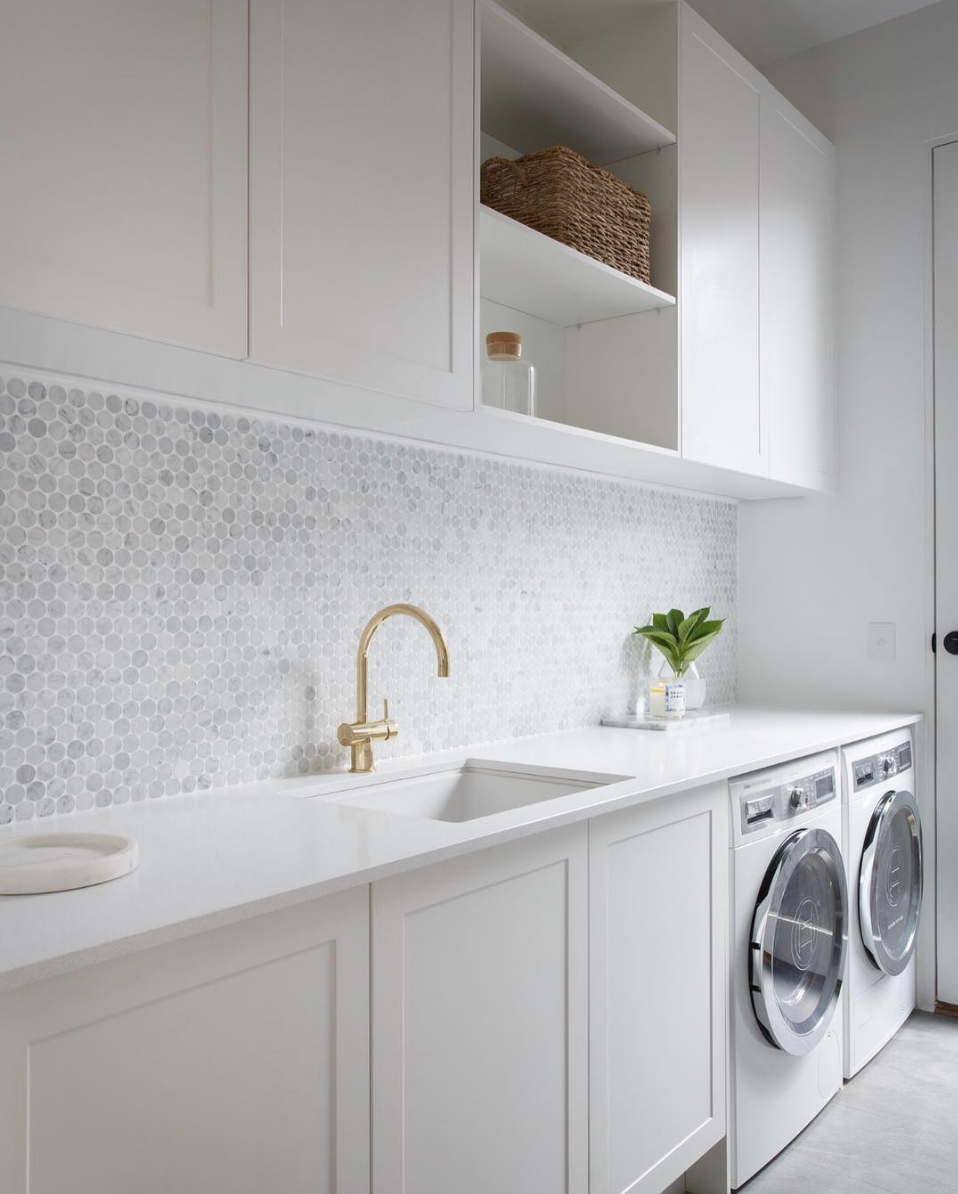 5 Organised Laundry Designs To Inspire You The Organised
