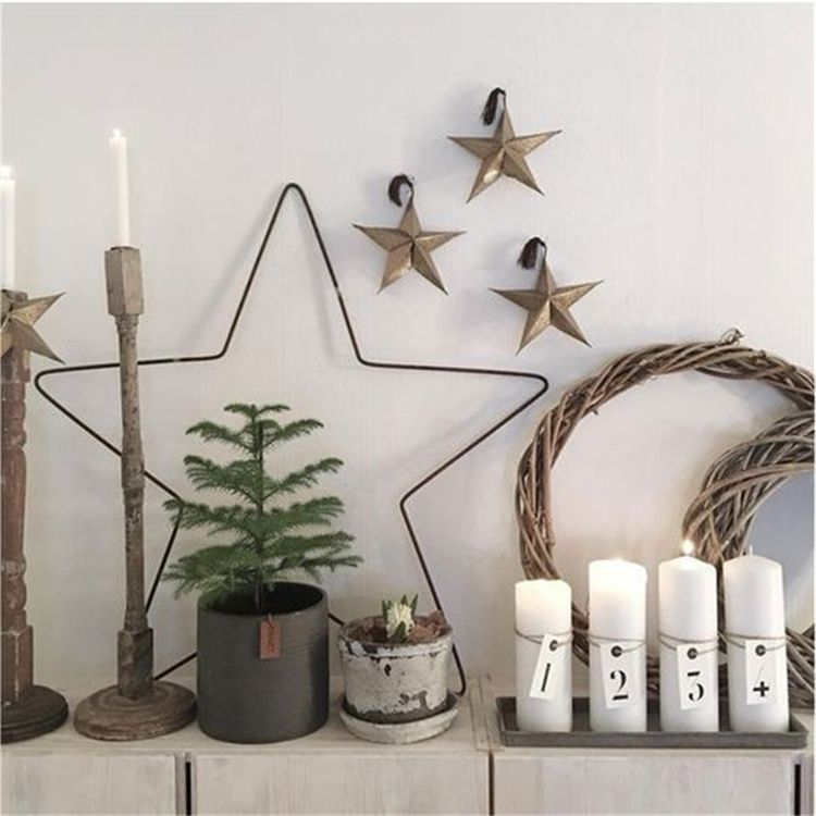 2019 Simple Christmas Tree Decor Ideas #christmasdecorideas