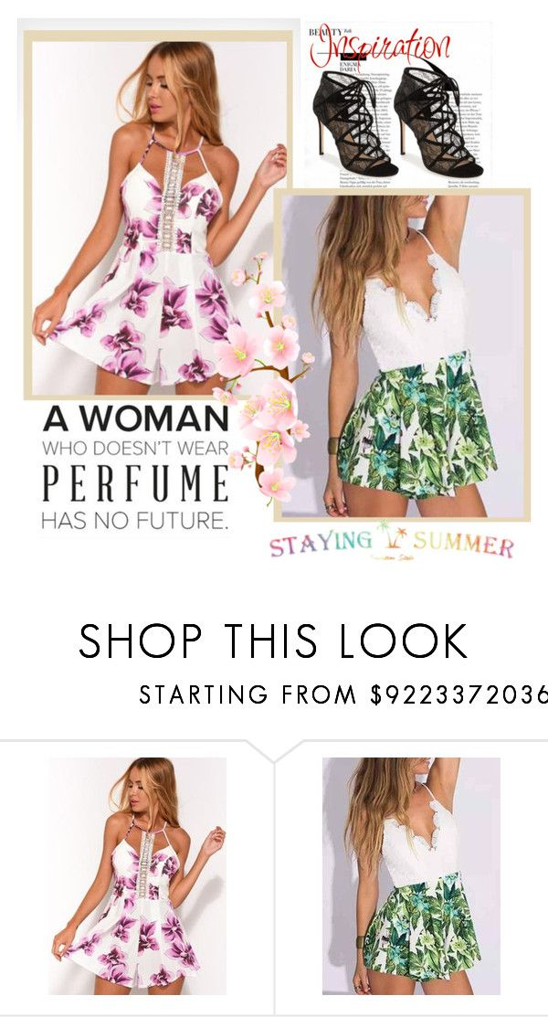 """""""Stayingsummer  4"""" by ramiza-rotic ❤ liked on Polyvore featuring Pour La Victoire"""